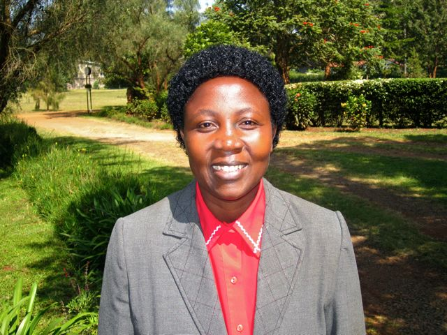 Clene Nyiramahoro, PhD in Intercultural Studies