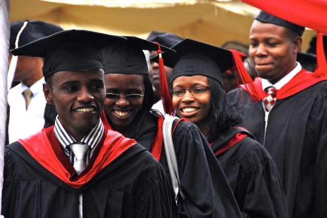Africa Internation University Graduation 2011